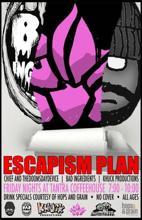 EscapismPlanSpring2018