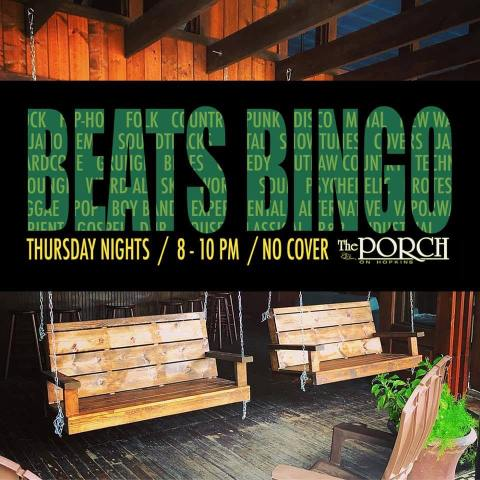 BeatsBingoPorch